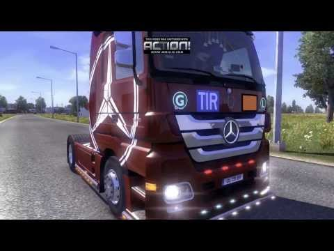 New MB Actros MP3 Sound