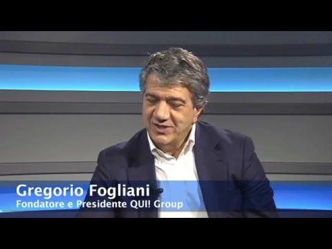 Welfare aziendale, Paolo Messa intervista Gregorio Fogliani (QUI! Group)