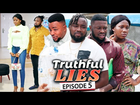 TRUTHFUL LIES EPISODE 5 (New Movie) Stan Nze & Chinenye Nnebe 2021 Latest Nigerian Nollywood Movie