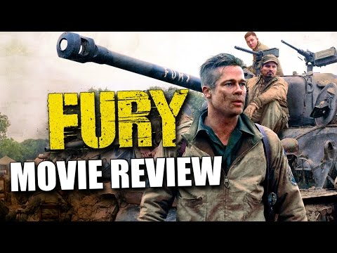 FURY - Movie Review