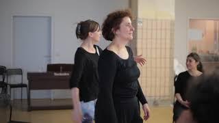 Laboratorio Artístico Danza y Movimiento. V Encuentro Arte Para La Motivación Austria 2017