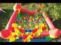Download Lagu ZIP ZIP HAVUZDA 3000 TOP, Elif ve arkadaşı kaan oynuyor, Eğlenceli çocuk videosu Mp3 Free