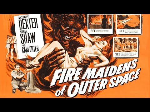 Fire Maidens Of Outer Space 1956 Trailer HD
