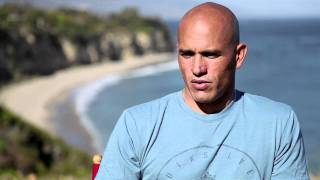 Kelly Slater On The Beach Break Tour