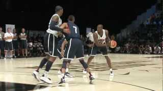 USA Basketball Training for the 2012 London Olympics