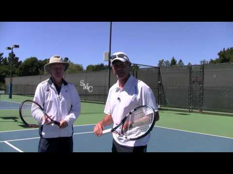 Tennis Volley – How To Never Miss The Put Away Volley