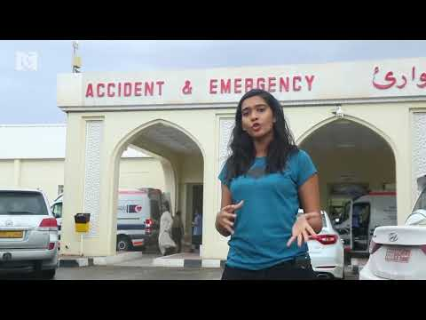 Video: Sultan Qaboos Hospital being evacuated ahead of cyclone Mekunu