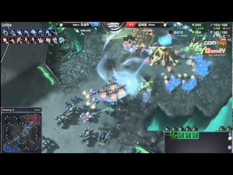 GSL Ro16 Group B Match 1 Rain vs EffOrt