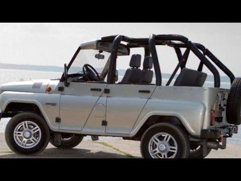 Тюнинг уаз кабриолет 469 фотография
