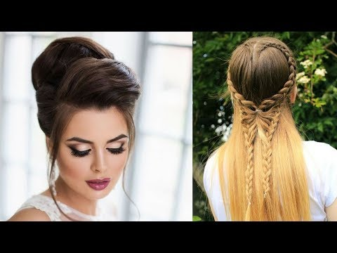 Easy hairstyles - Easy Beautiful Hairstyles Tutorials  Best Hairstyles for Girls # 15