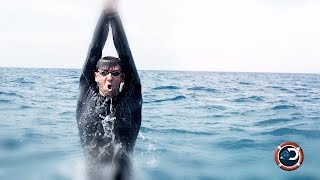 SharkWeek  Starts Sun Jul 23 The Great White Shark meets the Greatest of All Time. Who will win the battle for ocean supremacy? Phelps V. Shark starts ...