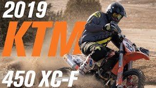 4. 2019 KTM 450 XC-F Bike Build