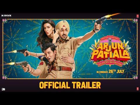 Official Trailer: Arjun Patiala | Diljit, Kriti, Varun | Dinesh V | Rohit J | Bhushan K | 26 July