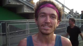 Nonton Tommy Curtin talks after winning road 5k at 2017 TrackTown championship Film Subtitle Indonesia Streaming Movie Download