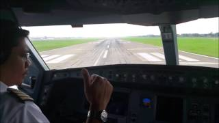 Video A330 Taxi-TakeOff from Soekarno Hatta int Airport MP3, 3GP, MP4, WEBM, AVI, FLV Januari 2019