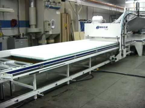 Midwest Automation Structural Insulated Panels (SIP) Laminating Systems