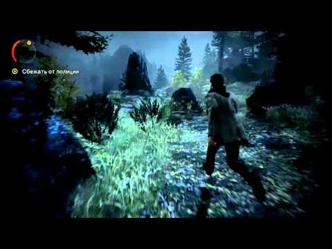 Обзор видеоигры Alan Wake