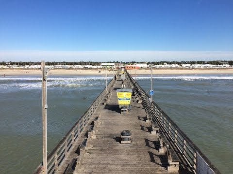 Full video opening weekend 2015 season bogue inlet for Bogue inlet fishing pier emerald isle nc