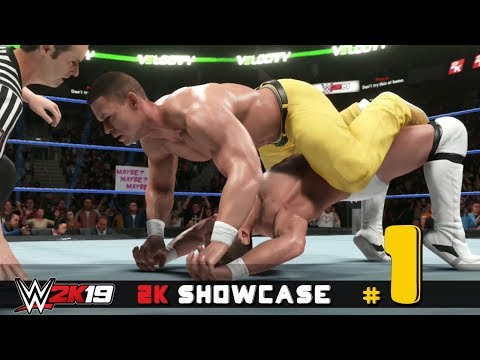 "WWE 2K19 (Hindi) 2K Showcase #1 ""Bryan Danielson"" (PS4 Pro Gameplay)"
