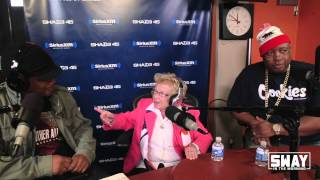 E-40 Gets Sex Advice from 87-Year Old Dr. Ruth on Sway in the Morning