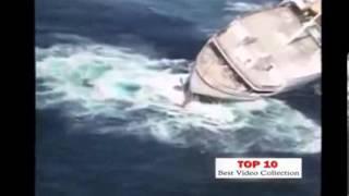 Морские катастрофы.TOP 10.