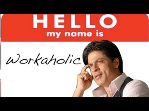 Shahrukh Khan works for 28 hours NONSTOP