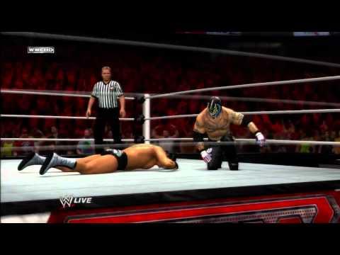 WWE 12 : le comeback