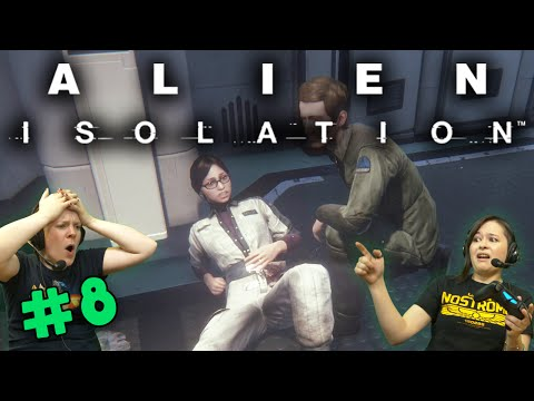 kim - Ripley reunites with Samuels and Taylor as Kim and Hannah explore the SciMed tower in Alien: Isolation. Next Episode here: ...