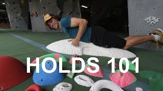Hold 101 - Climbing for beginners by Bouldering Bobat