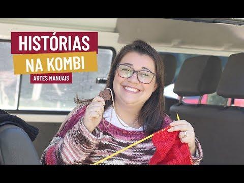 Histórias na Kombi: Artes manuais // Se liga no Sinal