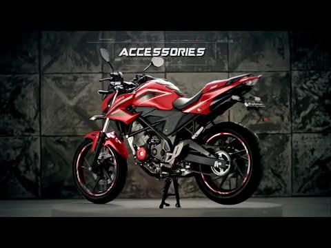 All New Honda CB150R Streetfire 2015 Profile