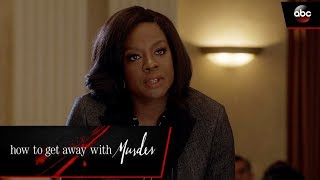 Video Annalise Defends Gabriel - How To Get Away With Murder MP3, 3GP, MP4, WEBM, AVI, FLV September 2019
