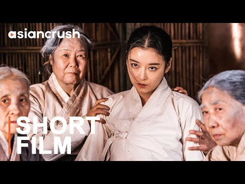 Creepy daughter-in-law haunts young wandering scholar | Scary short film starring Lim Seul-ong (2AM)
