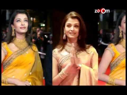 Aishwarya's trendy wardrobe