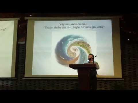 Chuyên gia Trần ngọc Kiệm giảng Phong thủy & tâm linh tại flamingo Đại lải