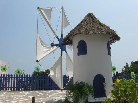 HORA, wyspa Alonissos, Grecja