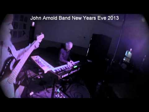 The John Arnold Band at Quartz Mountain Resort in Oklahoma, New Year's 2014.