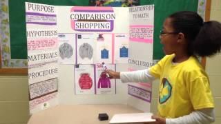 Jaylin's Math Fair Project (5:52)