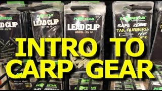 Cerney United Kingdom  City new picture : How to catch carp - Introduction to carp fishing gear -carp kit -Tackle Den