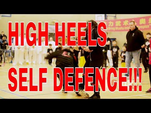 HIGH HEEL SELF DEFENCE Performance Chinese New Year - Thời lượng: 2 phút, 43 giây.