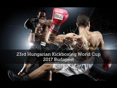 23rd Hungarian Kickboxing World Cup – 2017 Budapest - Day 3._Legjobb videók: Magyarország