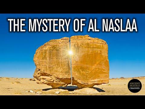 Is dit het bewijs van oude hightech bij Al-Naslaa? | Oude architecten