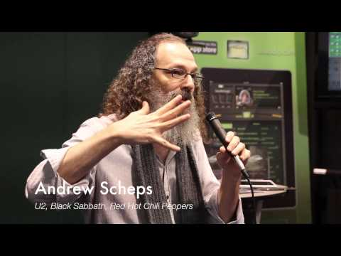 NAMM 2014 at the McDSP booth