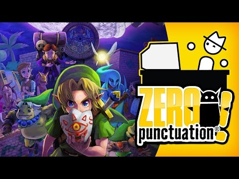 The Legend of Zelda: Majora's Mask 3D (Zero Punctuation)