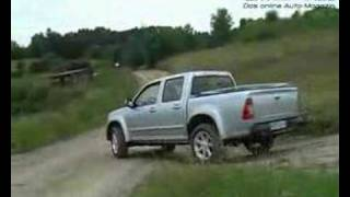 ISUZU D-Max Offroad Video