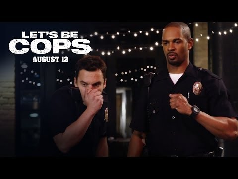 Let's Be Cops | What If [HD] | 20th Century FOX