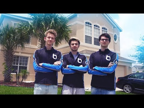 Introducing The Obey Florida House - Gaming House Tour (Welcome Kiwiz, Nicks, Formula)