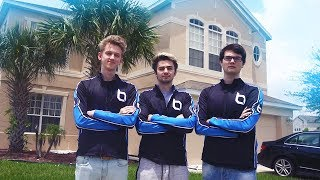 Introducing The Obey Florida House - Gaming House Tour (Welcome Kiwiz, Nicks, Formula)