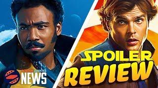 Video Solo: A Star Wars Story - Review! (Spoiler) MP3, 3GP, MP4, WEBM, AVI, FLV Oktober 2018