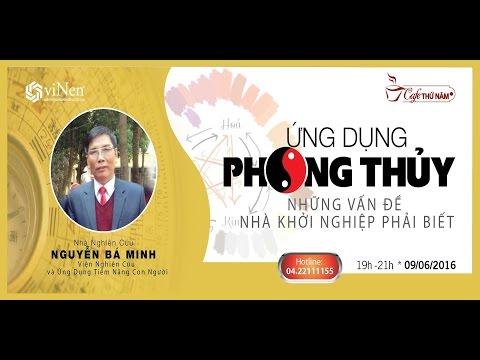 Cafe Thứ Năm - Ứng Dụng Phong Thủy